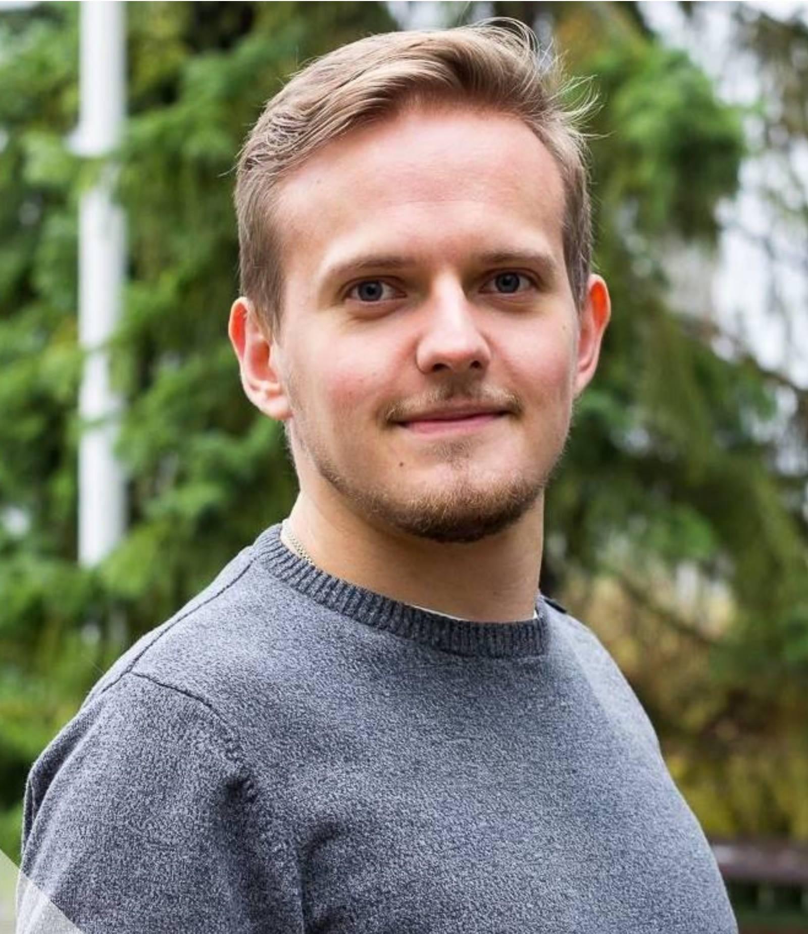 Mikael Malkamäki Alumnivastaava